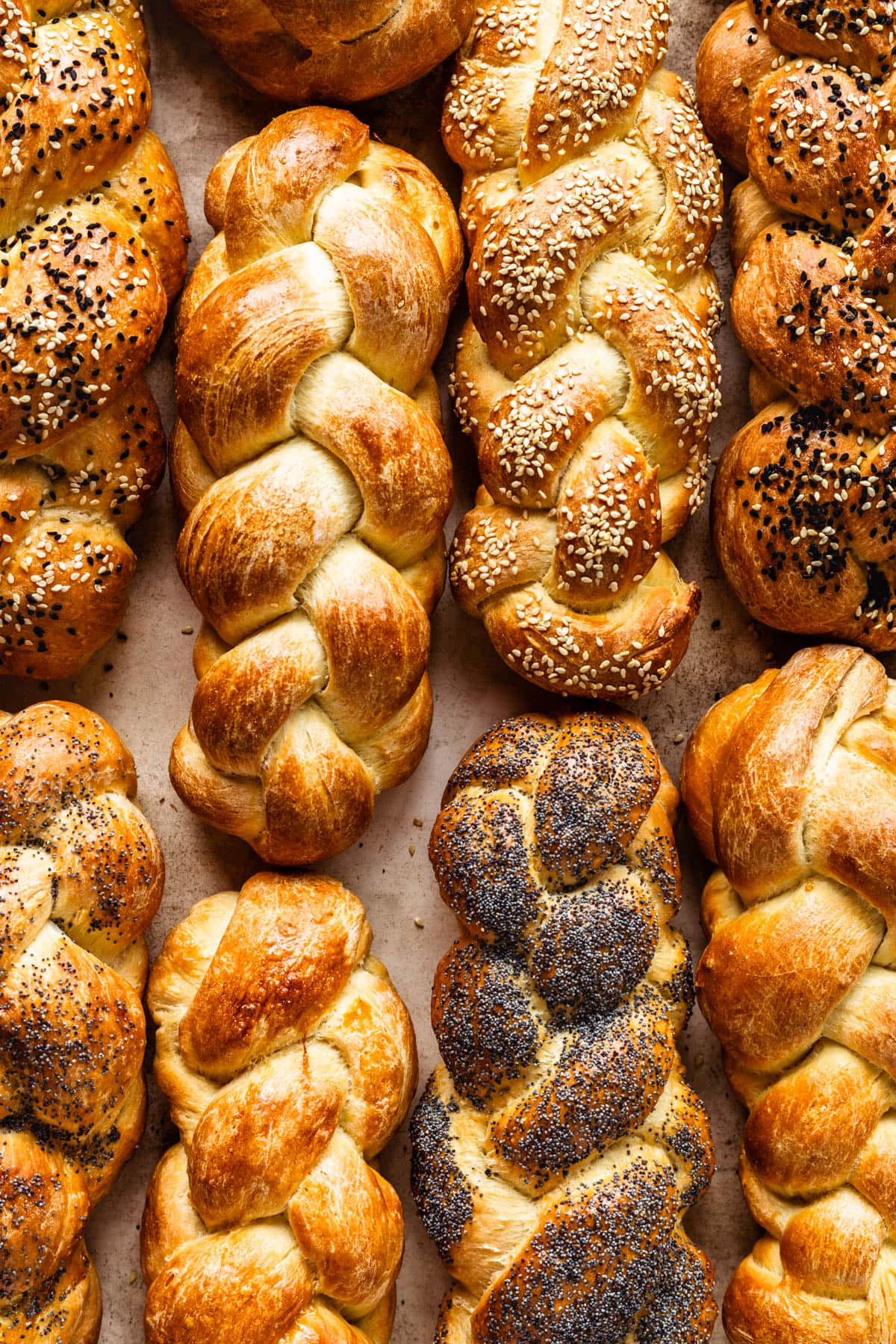 Challah Bread Pies And Tacos