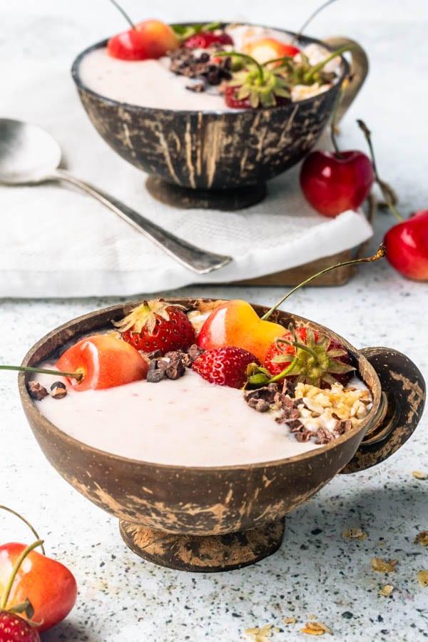 coconut bowl smoothie