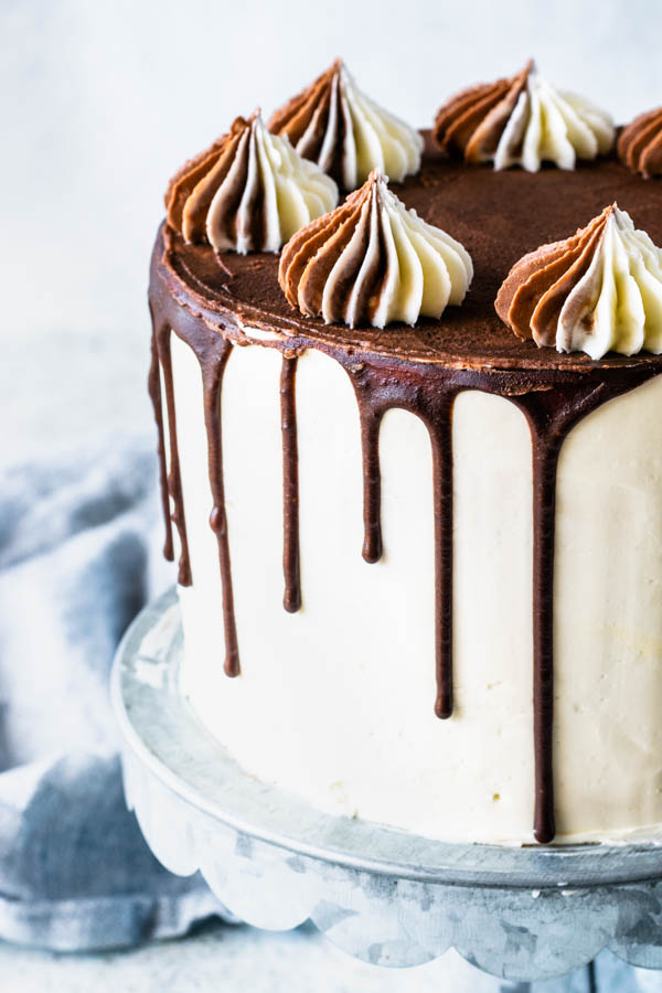 Marble Layer Cake Pies And Tacos
