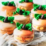 Pumpkin Macarons