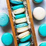 French Vanilla Macarons