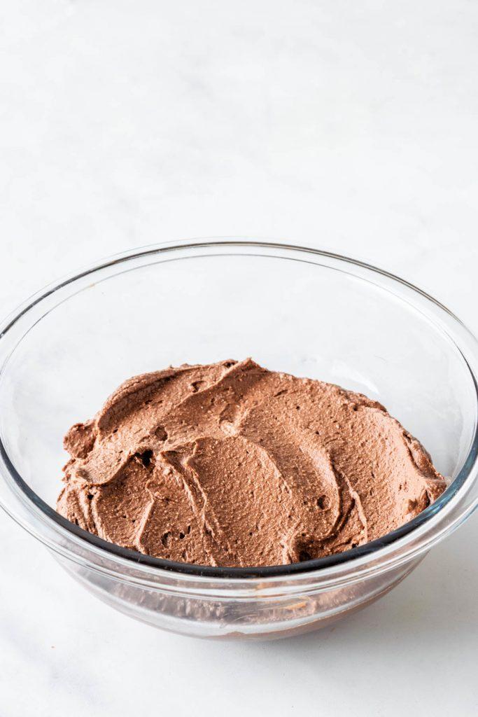 Homemade Chocolate Ricotta Filling