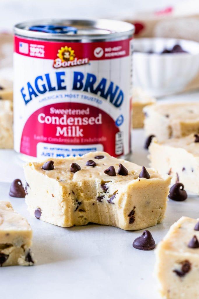 Cookie Dough Fudge