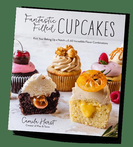 Fantastic Filled Cupcakes Cookbook